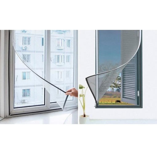 Two Removable Fly Screens - Household & DIY - Departments