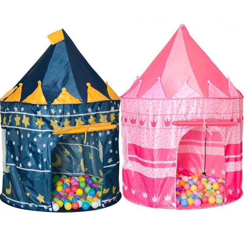kids pop up tent girls princess boys wizard. Black Bedroom Furniture Sets. Home Design Ideas