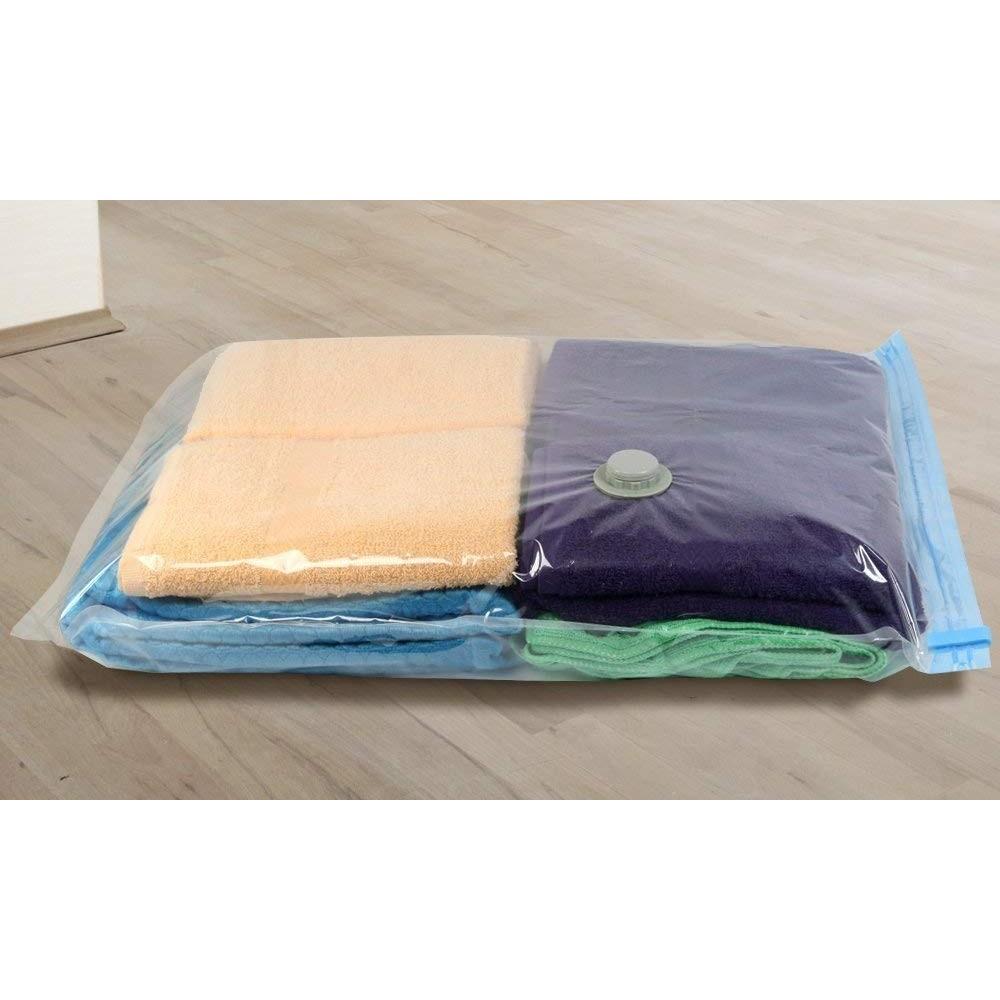 KEPLIN® Vacuum Storage Bags Pack of 6 - Household & DIY